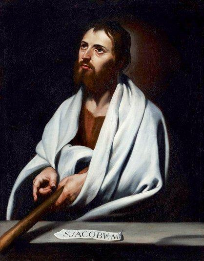 Apotres_Maitre Salomon ou Ribera_Cartel_Jacques