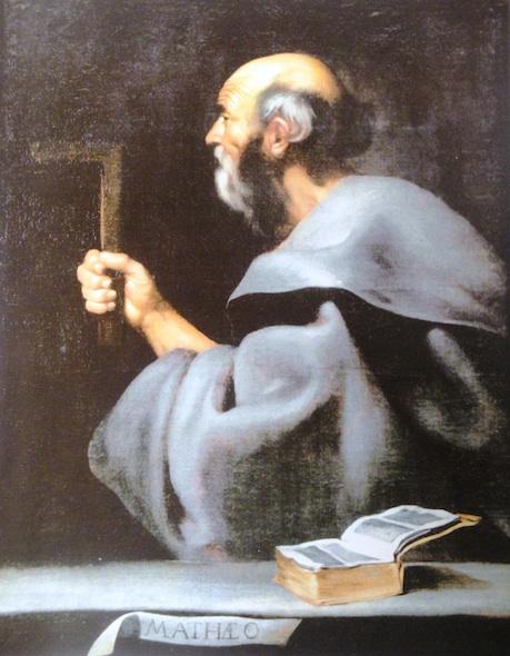 Apotres_Maitre Salomon ou Ribera_Cartel_Matthieu
