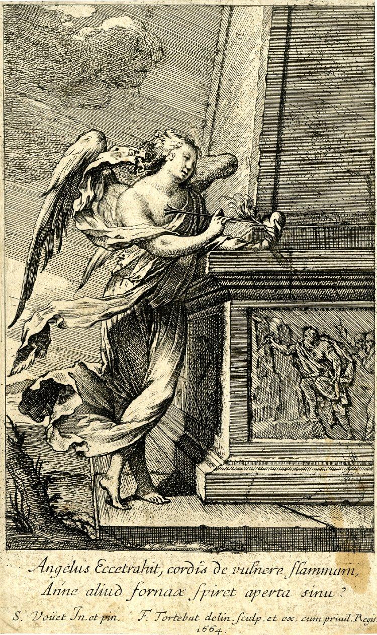 Architecture _gravure tortebat 1664
