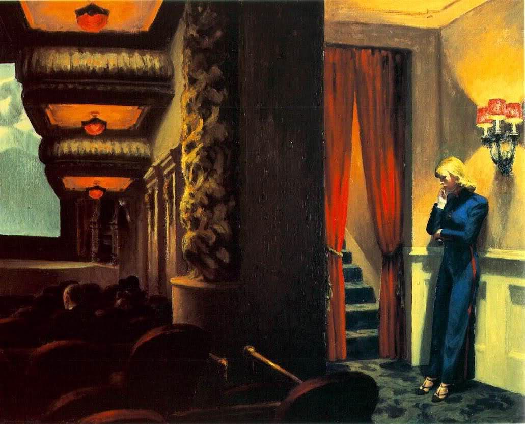1939 New York Movie