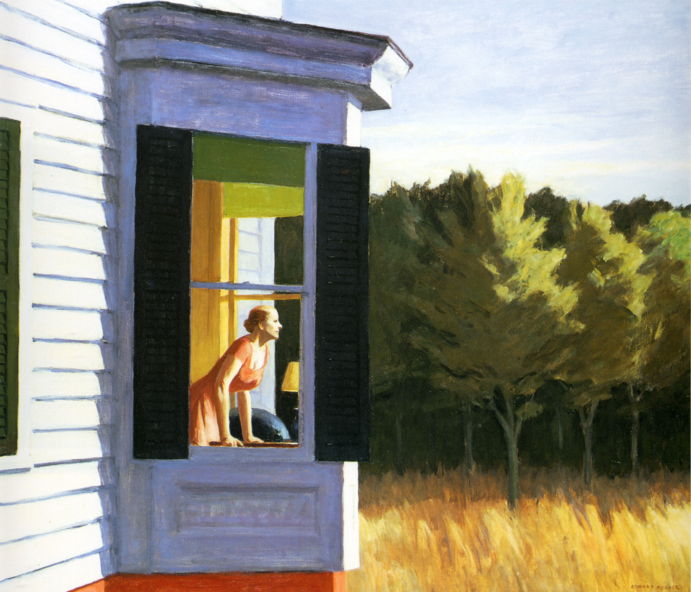 Hopper 1950 Cape Cod Morning