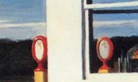 Hopper 1956 Four Lane Road_Pompes