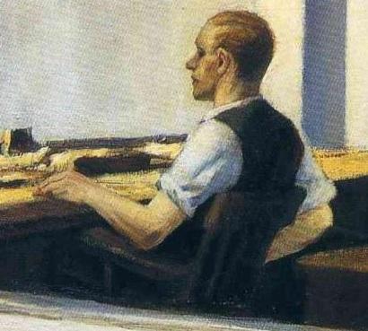 Hopper 1956 Four Lane Road_Vigie