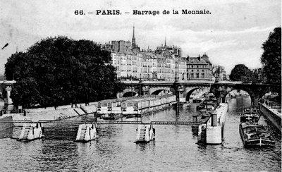 Hopper 1905 Bridge in Paris_Ecluse de la monnaie 1