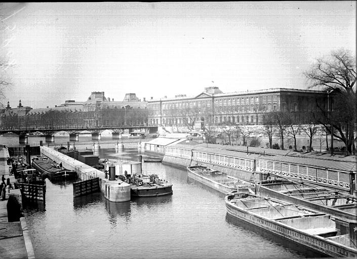 Hopper 1905 Bridge in Paris_Ecluse de la monnaie_2