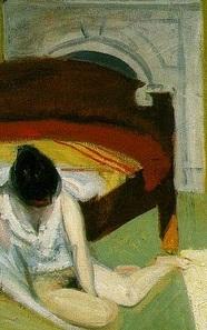 Hopper 1909 Summer interior fille