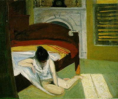 Hopper 1909 Summer interior