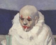 1914_Soir_bleu_Clown