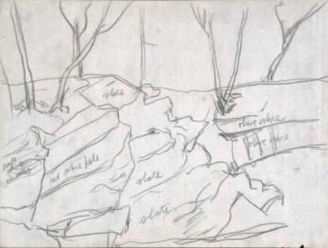 Hopper 1939 bridle-path Etude