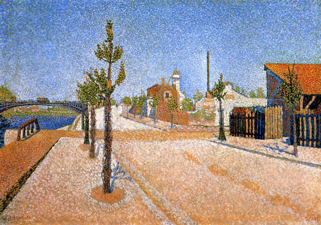 70 Signac -Quai-de-Clichy-1887
