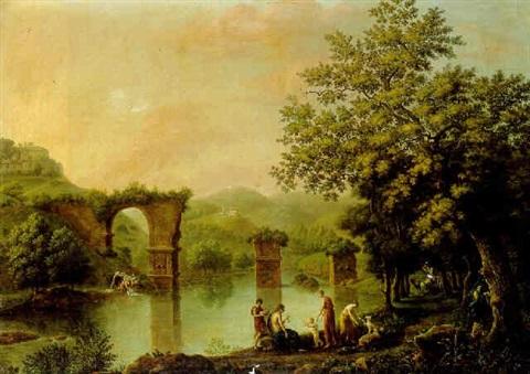 1760-1800 Labruzzi, Carlo Coll privee