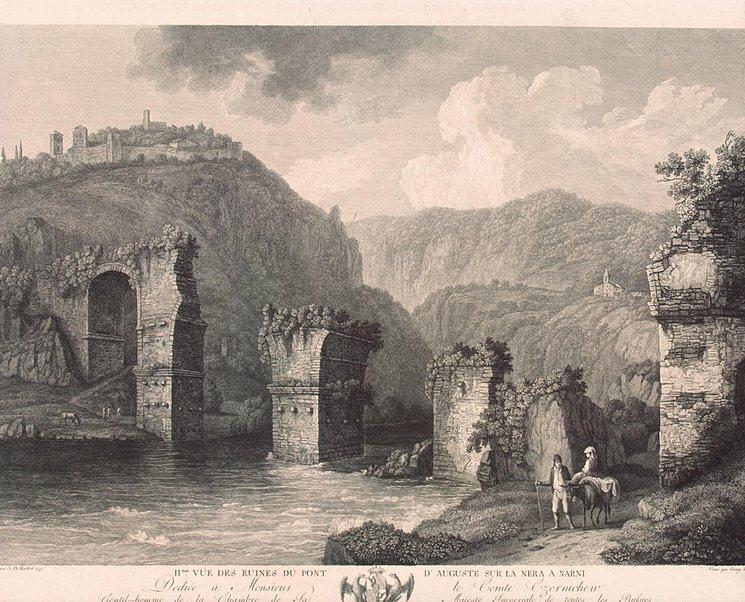 1779-Hackert-Pont de Narni_View-2