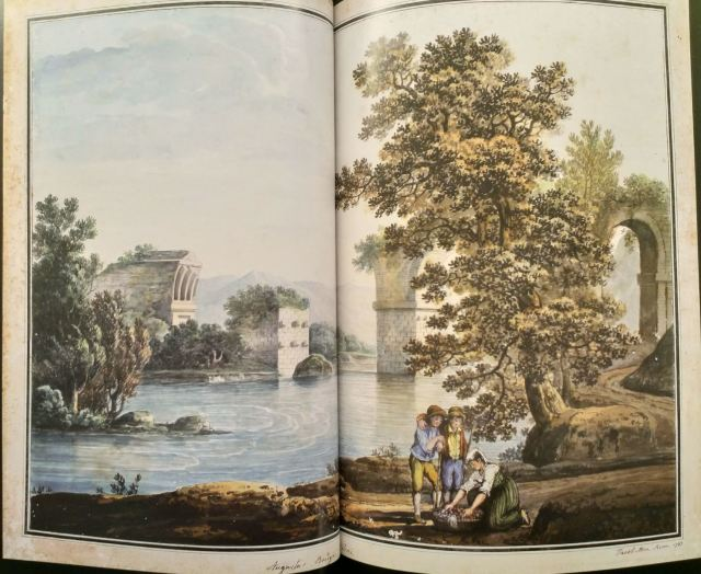 1787 Jacobn More Aqurelle Coll priv exposition 2015