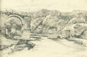 1817 Hakewill, James Roma, British School