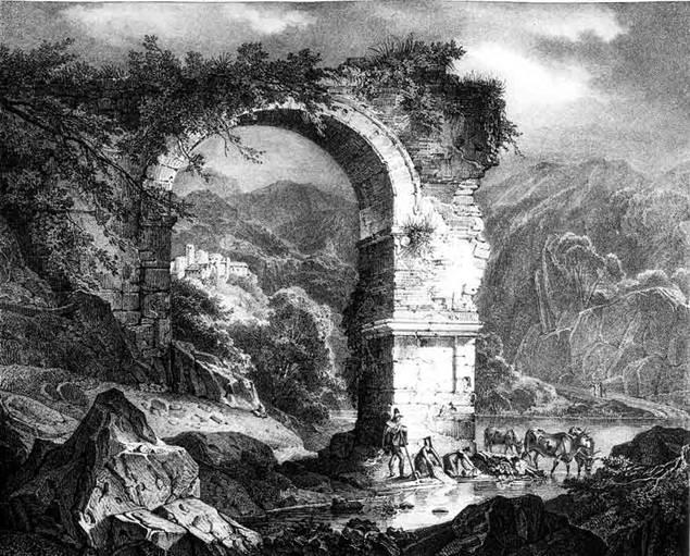 1826_Pic De Leopol_Coignet_Pont Narni
