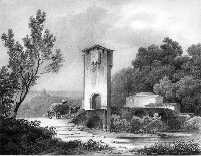 1826_Villeneuve_Michallon_Pont Narni