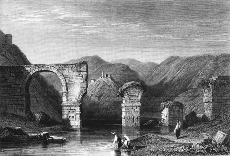 1830_Redaway_Prout_Pont Narni