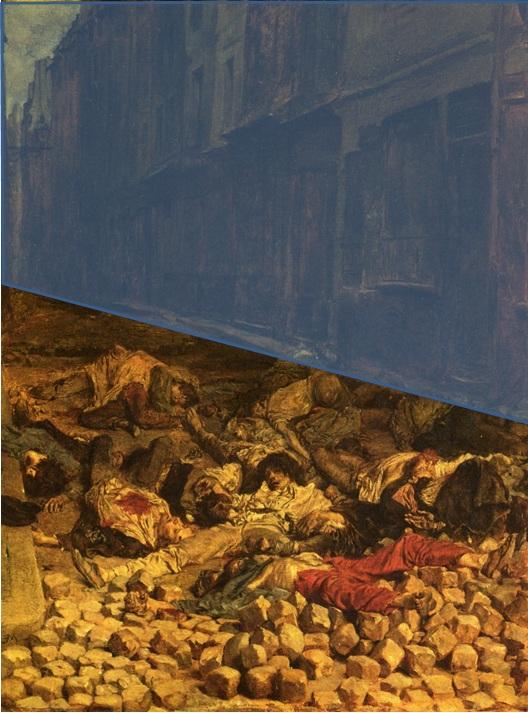 1848-meissonier-ernest-la-barricade_composition