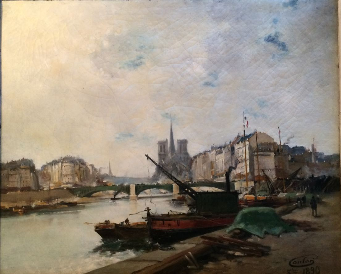 1890 Coulon Collection Laure et Alain Germain
