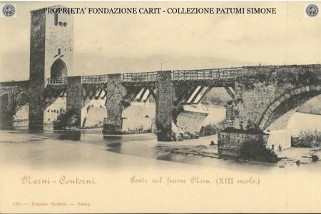 1899 ca Narni Collection Patumi Simone, Cassa di Risparmio di Narni e Terni