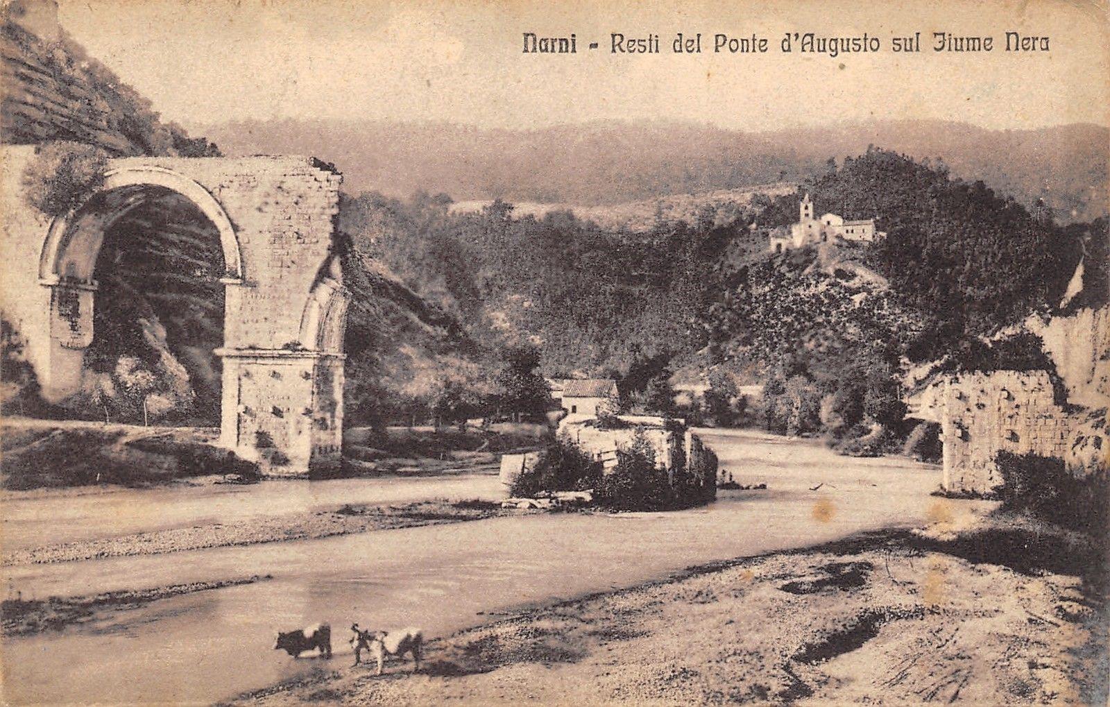 1918 ca Narni Collection Patumi Simone, Cassa di Risparmio di Narni e Terni