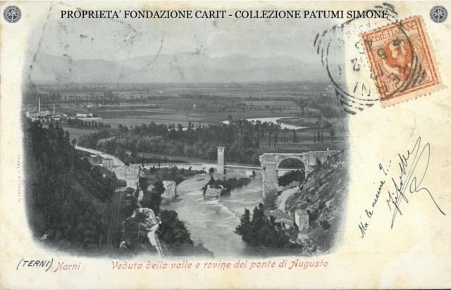 1948 Narni Collection Patumi Simone, Cassa di Risparmio di Narni e Terni