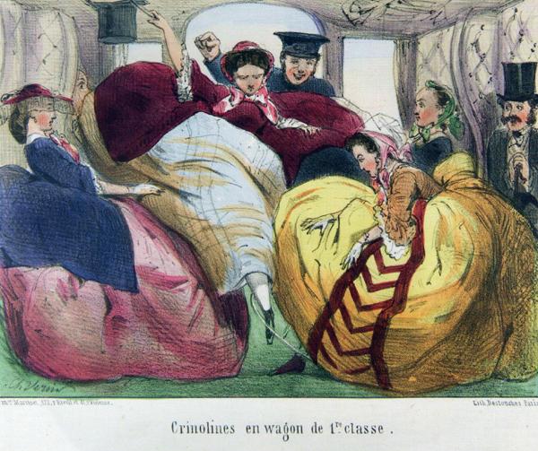 crinolines-caricature