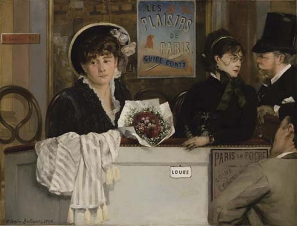 Pierre Carrier-Belleuse 1878 Les Plaisirs de Paris
