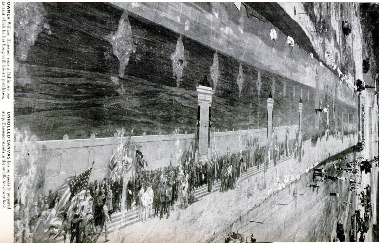 Pierre Carrier-Belleuse 1918 Pantheon de la Guerre
