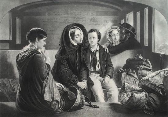 Solomon engraving second class