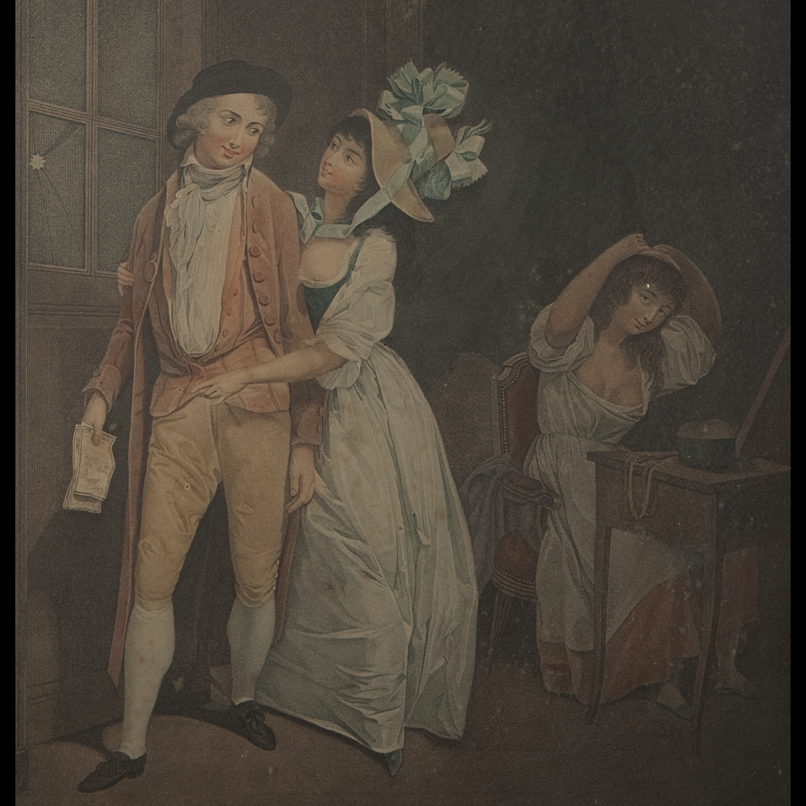 Boilly On la tire aujourd'hui