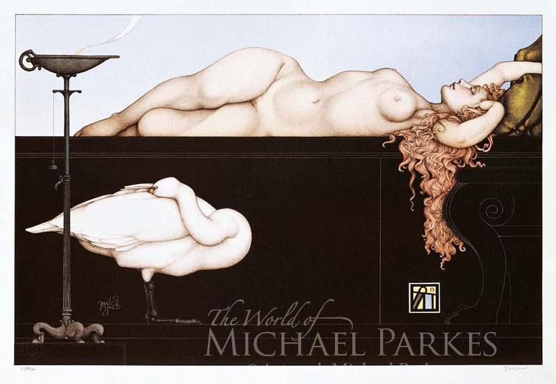 michael-parkes-sleepingswan 2000
