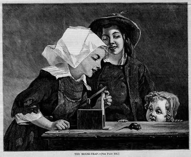 mousetrap 1878