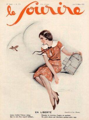 suzanne Meunier 1932 En liberte