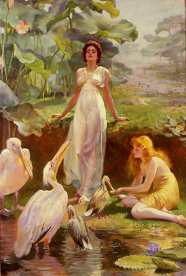 Arthur Drummond, Victorian Fantasy 1893
