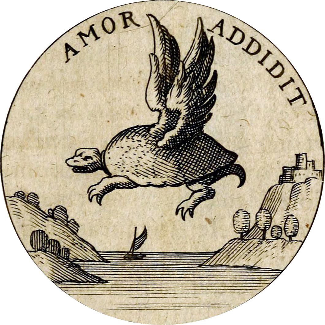 Salomon Neugebauer - Selectorum symbolorvm heroicorvm centvria gemina (1619)