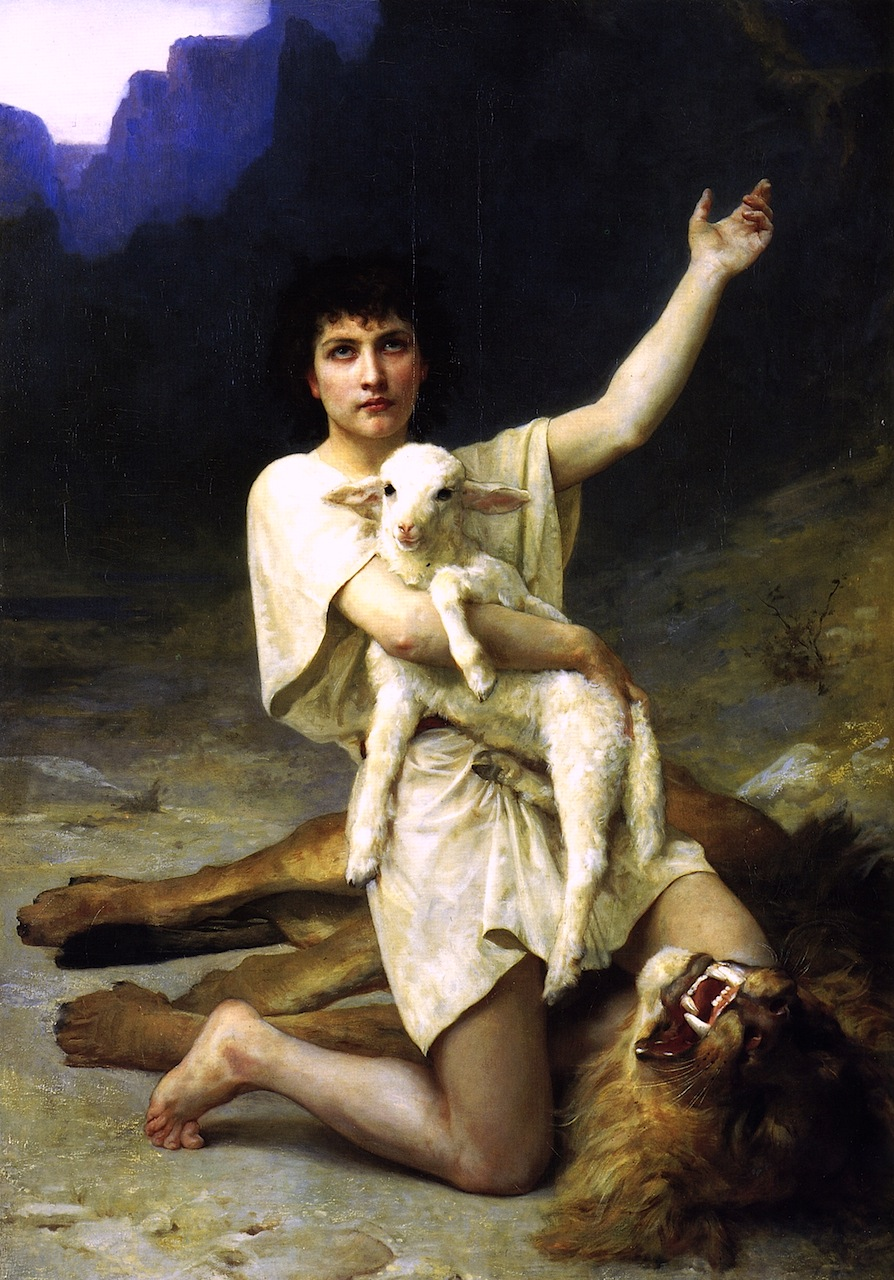 David_the_Shepherd,_Elizabeth_Jane_Gardner 1895