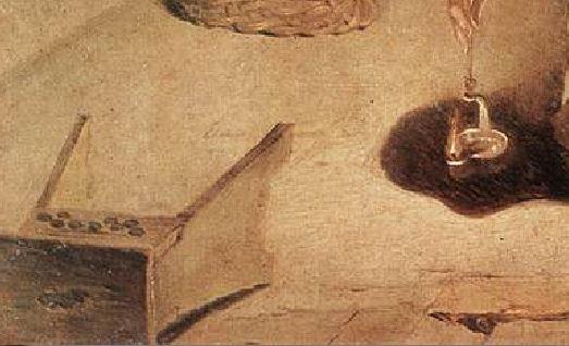 Domenico_Fetti_-_Parable_of_the_Lost_Drachma_-_WGA07857 -detail