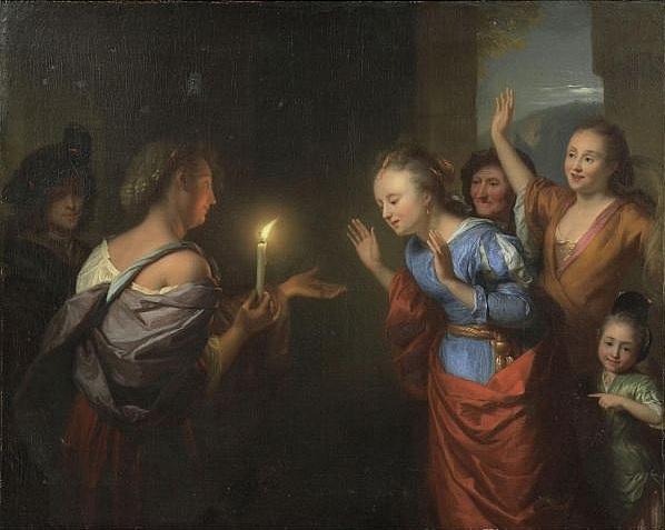 Godfried Schalcken 1675-80