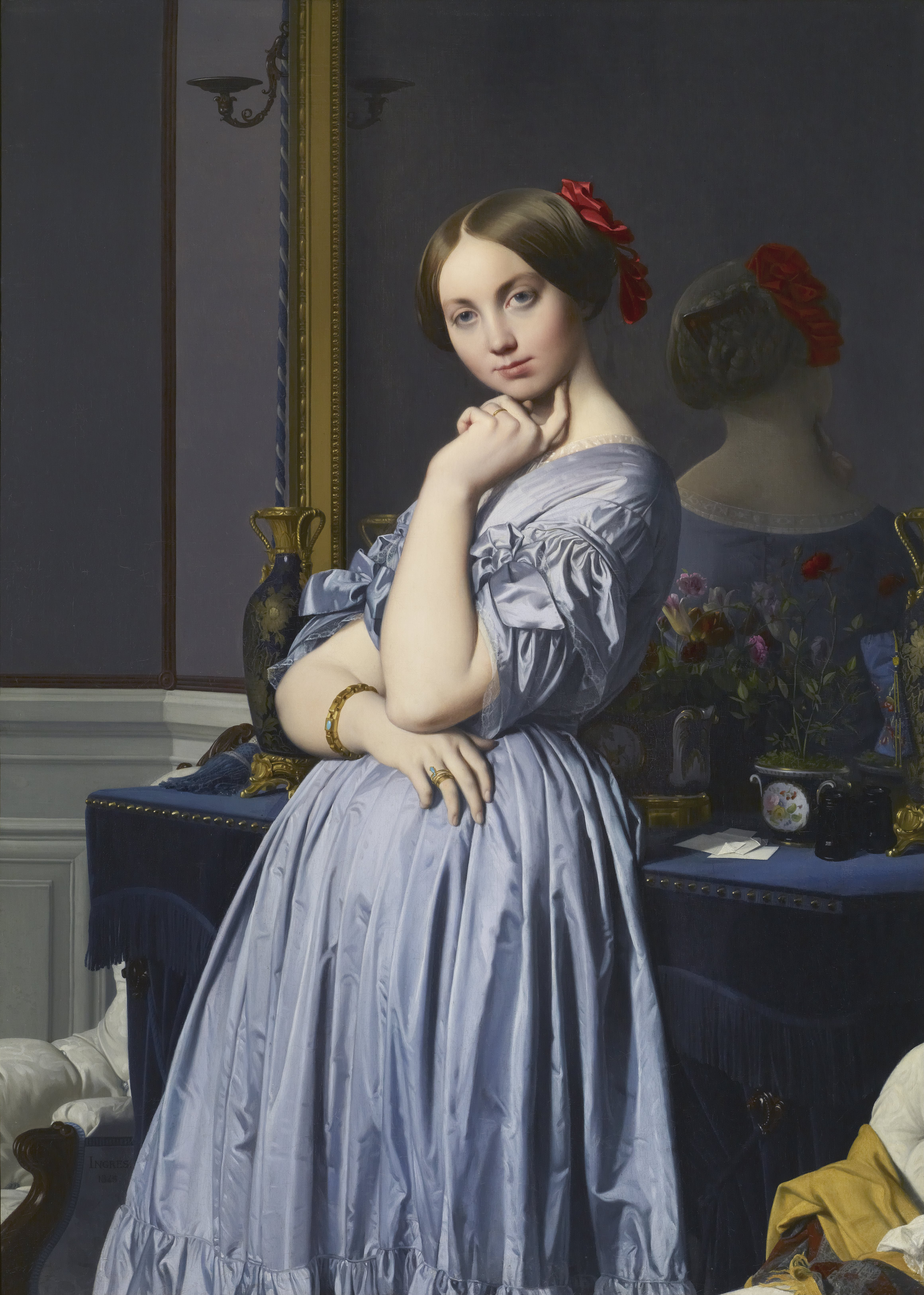 Jean-Auguste-Dominique_Ingres_-_Comtesse_d Haussonville_-_Google_Art_Project