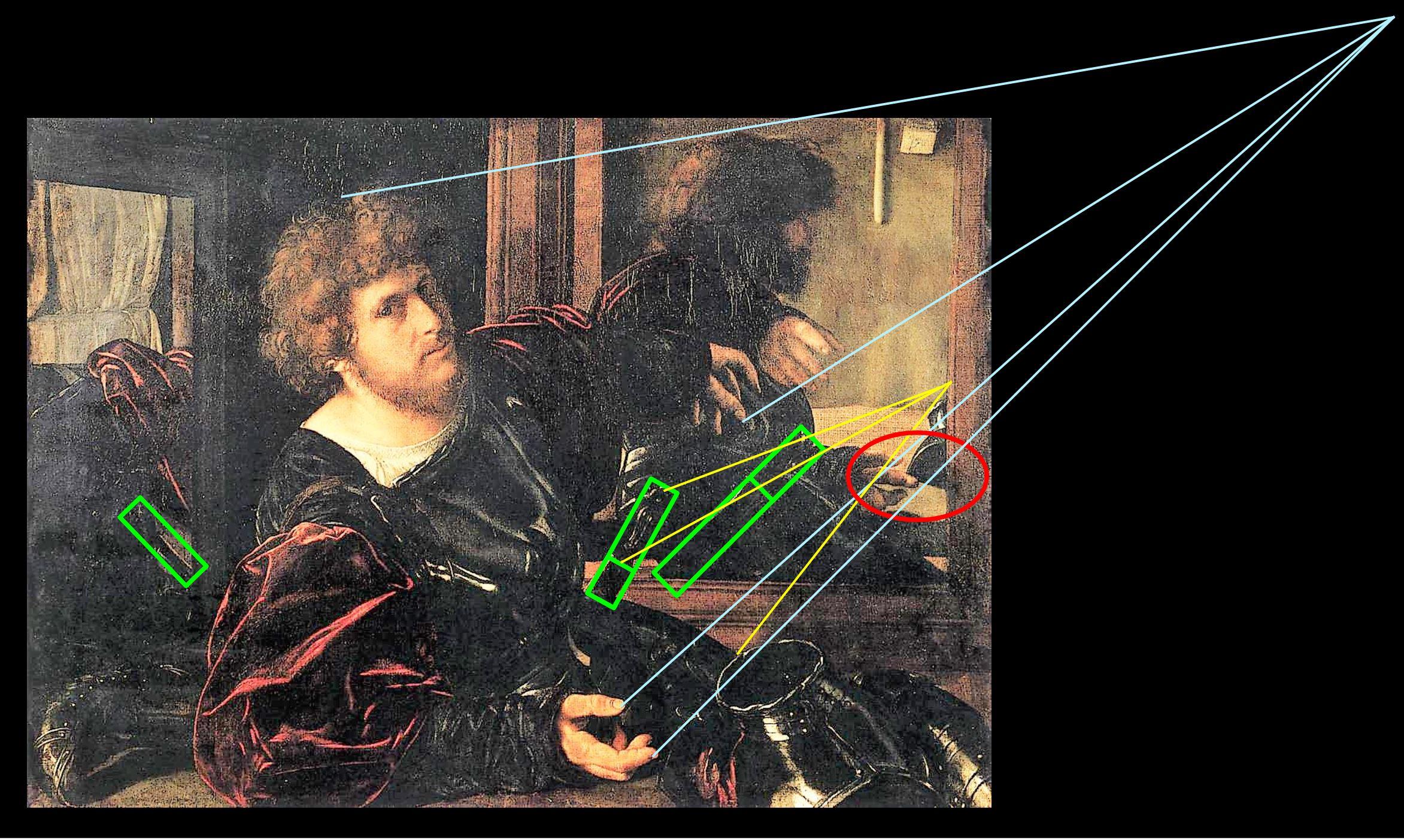 Giovanni_Gerolamo_Savoldo_Autoportrait Vers 1525 Louvre perspective