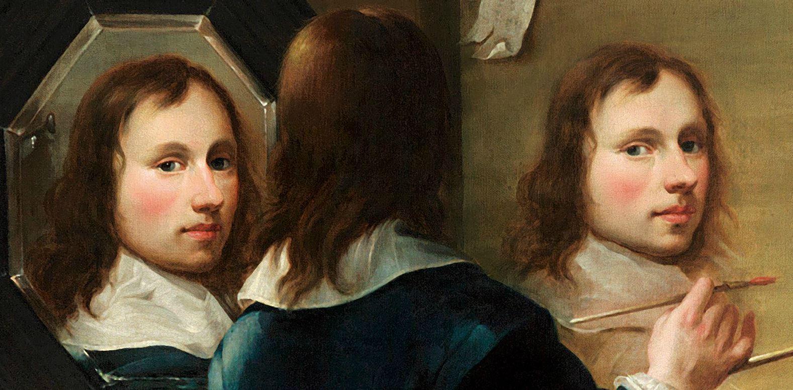 Johannes Gumpp, Autoportrait, 1646 visages