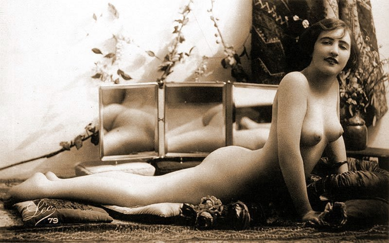 Leo of Pradet, Nude 1910