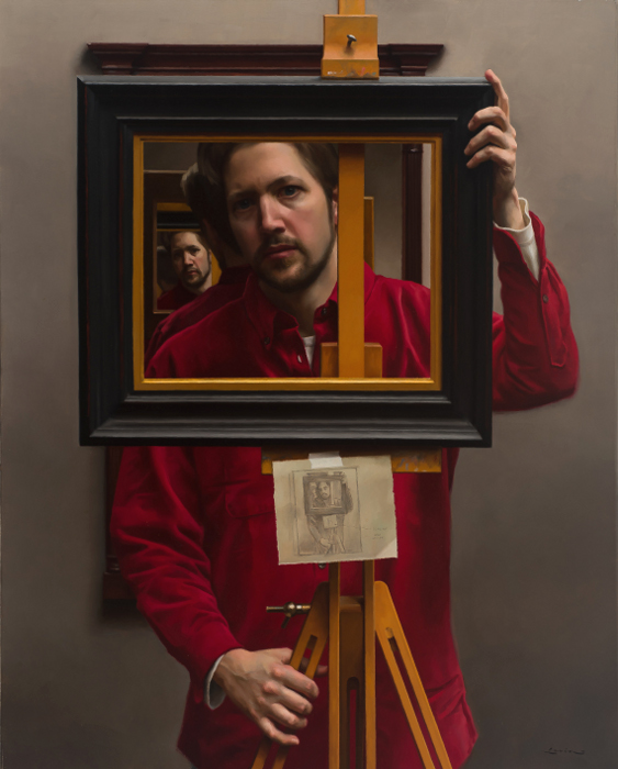 Steven J. Levin Self-portrait-2005