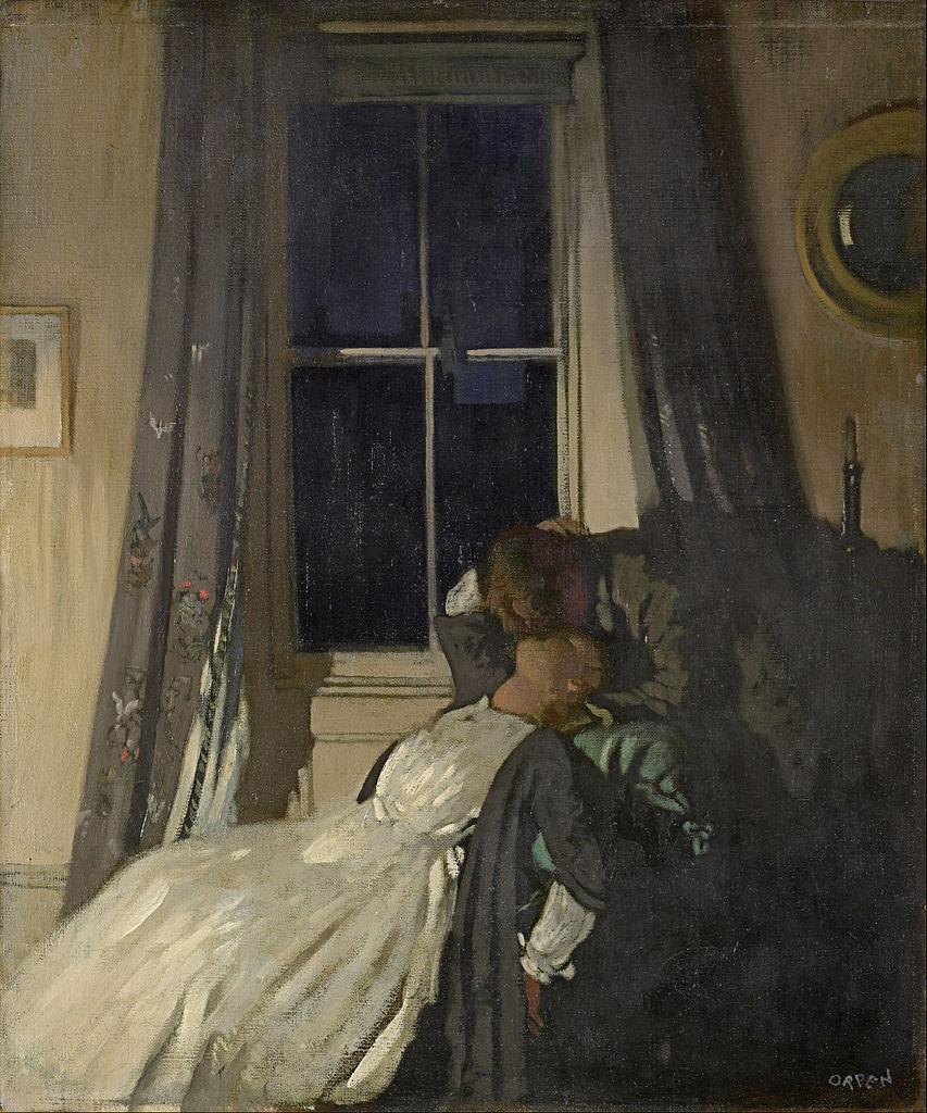 853px-William_Orpen_-_Night_(no._2)_-_Google_Art_Project