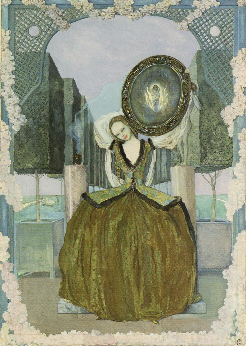 Konstantin Somov Magie 1898–1902