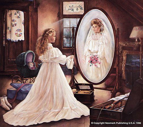 Paula Vaughan Beautiful Dreamer