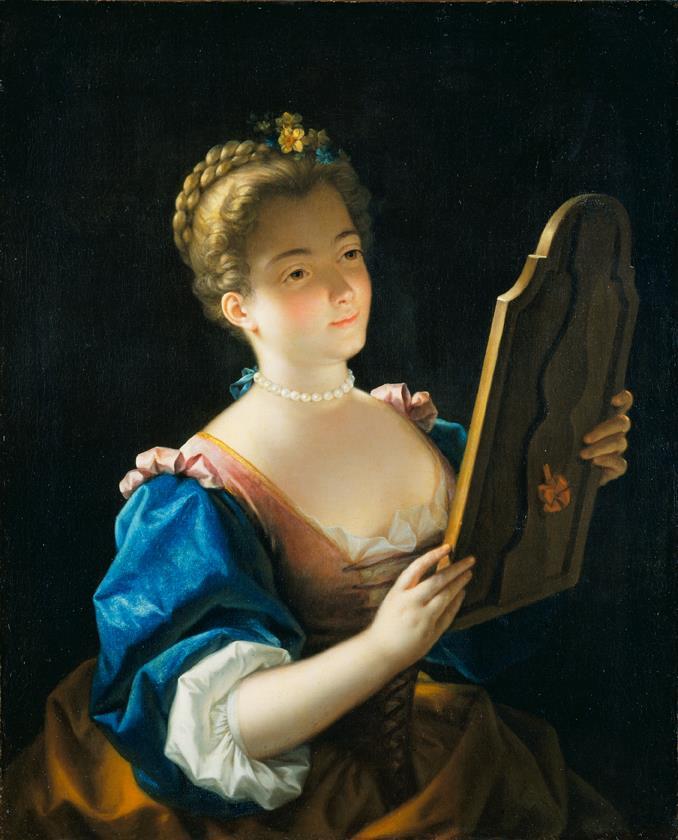 Raoux _la-jeune-fille-au-miroirThe Wallace Collection