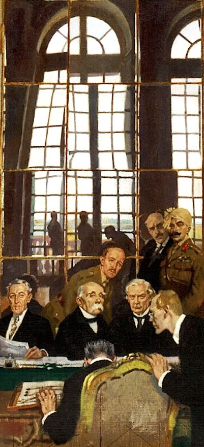 William_Orpen_-_The_Signing_of_Peace_in_the_Hall_of_Mirrors,_Versailles peintre