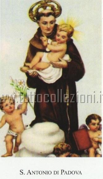Xsb791 SANT ANTONIO DI PADOVA num. 82